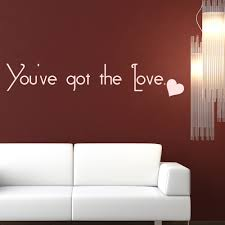you ve got the love florence and the machine song lyrics wall you ve got the love florence and the machine song lyrics wall sticker home decal