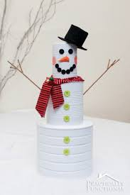 snowman decorations creative and diy snowman decorations