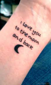 25 great i you tattoos on wrist