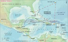 map usa bermuda bermuda triangle map map of bermuda triangle