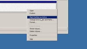 how to format and or assign drive letters using disk management in