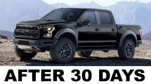Ford Raptor Rims - 2017 gen2 ford raptor post 30 days review youtube
