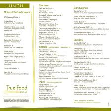 imposing interesting true food kitchen menu true food kitchen