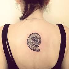 191 graceful seashell tattoos designs parryz com
