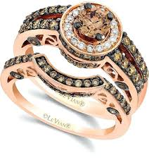 levian engagement rings le vian chocolate diamonds engagement ring levian chocolate