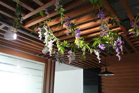 wisteria home decor amazon com artificial flowers wisteria vine realistic romantic