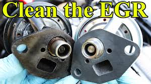 ford ranger egr valve problems how to clean and replace an egr valve p0400