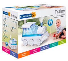 humidificateur pour chambre bébé humidificateur d air trainy pour la chambre de bébé lanaform
