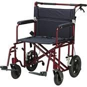 drive bariatric heavy duty transport wheelchair living