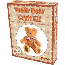 make your own teddy make your own teddy craft kit