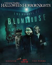 halloween horror nights at universal studios beginning september 15 u0027the horrors of blumhouse u0027 takes