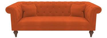 charming colourful velvet chesterfield sofas homegirl london
