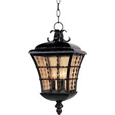 exterior hanging lighting types and uses best architecture