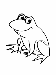 wonderful frog coloring pages best coloring ki 862 unknown