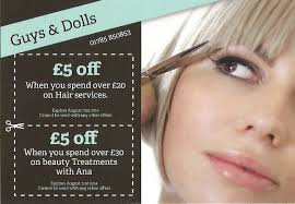 guys and dolls hair and beauty salon eccleshall