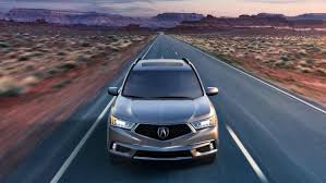 2018 acura mdx chicagoland acura dealers association third row