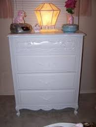 shabby dresser in teal with wood accents st louis mo anew