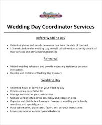 wedding event coordinator event planning agreement template 34 wedding planner contract