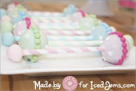 baby rattle cake pops cookies cake pops fluffy thoughts cakes turquoisegrill us