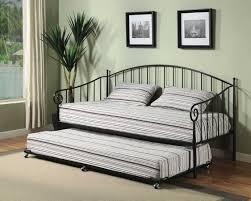 bedroom design alluring daybed with pop up trundle for inspiring