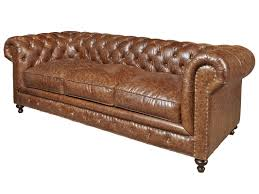 Leather Chesterfields Sofas Trent Design Julesburg Leather Chesterfield Sofa Reviews
