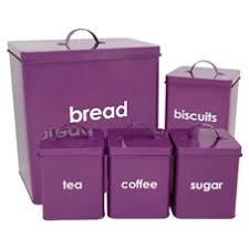 purple kitchen canisters colourplay cutlery set purple 16 purple stuff and