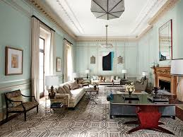 living room in mansion steven gambrel revitalizes a georgian style mansion in old