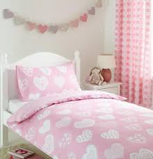 pink bedding for girls pink bedding sheet for heart bedroom design with sleek white bed