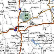 Ohio Road Map Source Documents