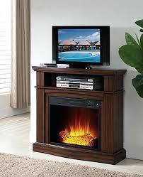 corner electric fireplace lowes insert stand fireplaces clearance
