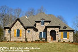 4 bedroom french country 48315fm architectural designs house
