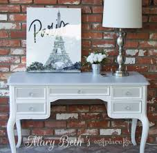 mary beth u0027s place a french desk makeover