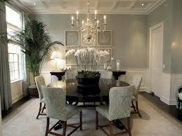 Dining Room Color Ideas With Chair Rail Home Design Ideas - Good dining room colors