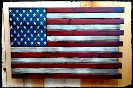 wooden american flag wall best seller compartment american flag