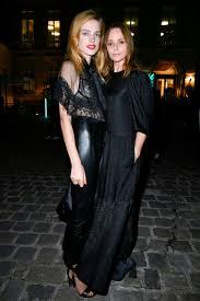 natalia vodianova and stella mccartney at fashion tech lab
