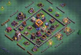 best of clash of clans top 5 best clash of clans builder hall 6 base designs trophy and