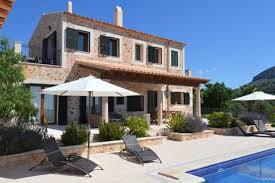 mediterranean brick exterior home design ideas remodels