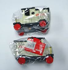 coca cola retro wooden truck ornament item 4930 18