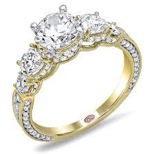 unique gold engagement rings unique engagement rings dw6032