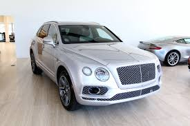 bentley bentayga trunk 2018 bentley bentayga w12 activity stock 8n017999 for sale near