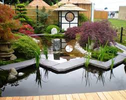 finest japanese garden pond design image from japanese garden