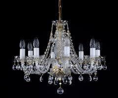Czech Crystal Chandeliers Crystal Chandeliers Traditional Artcrystal Borivoj Tomes