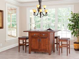 custom made kitchen island design your own custom amish made kitchen island mission style