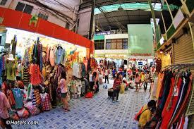 pratunam market in bangkok bangkok wholesale market