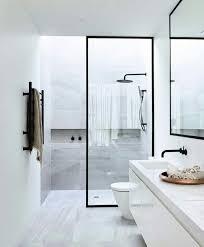 Best BATHROOMS Images On Pinterest Room Bathroom Ideas And - Glass bathroom