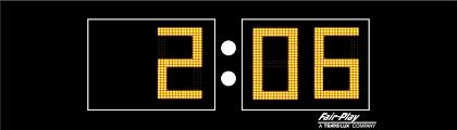clocks fair play scoreboards