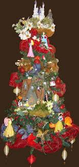 royal princess tree decorated to includes the
