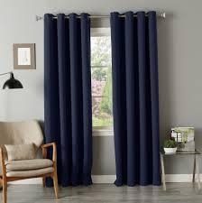 royal blue sheer curtains home design ideas