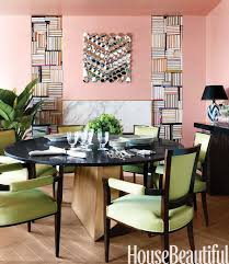 House Beautiful Dining Rooms by Designer Visions Jamie Drake Designer Visions 2013 Walker Tower