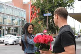 strangers flowers the with the flowers observer